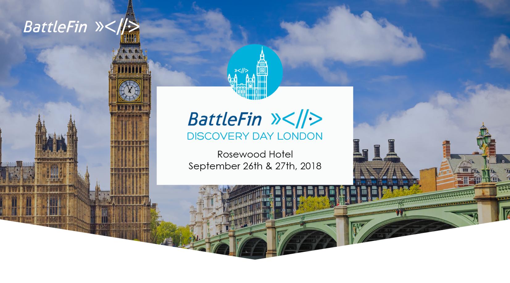 Battlefin London 2018