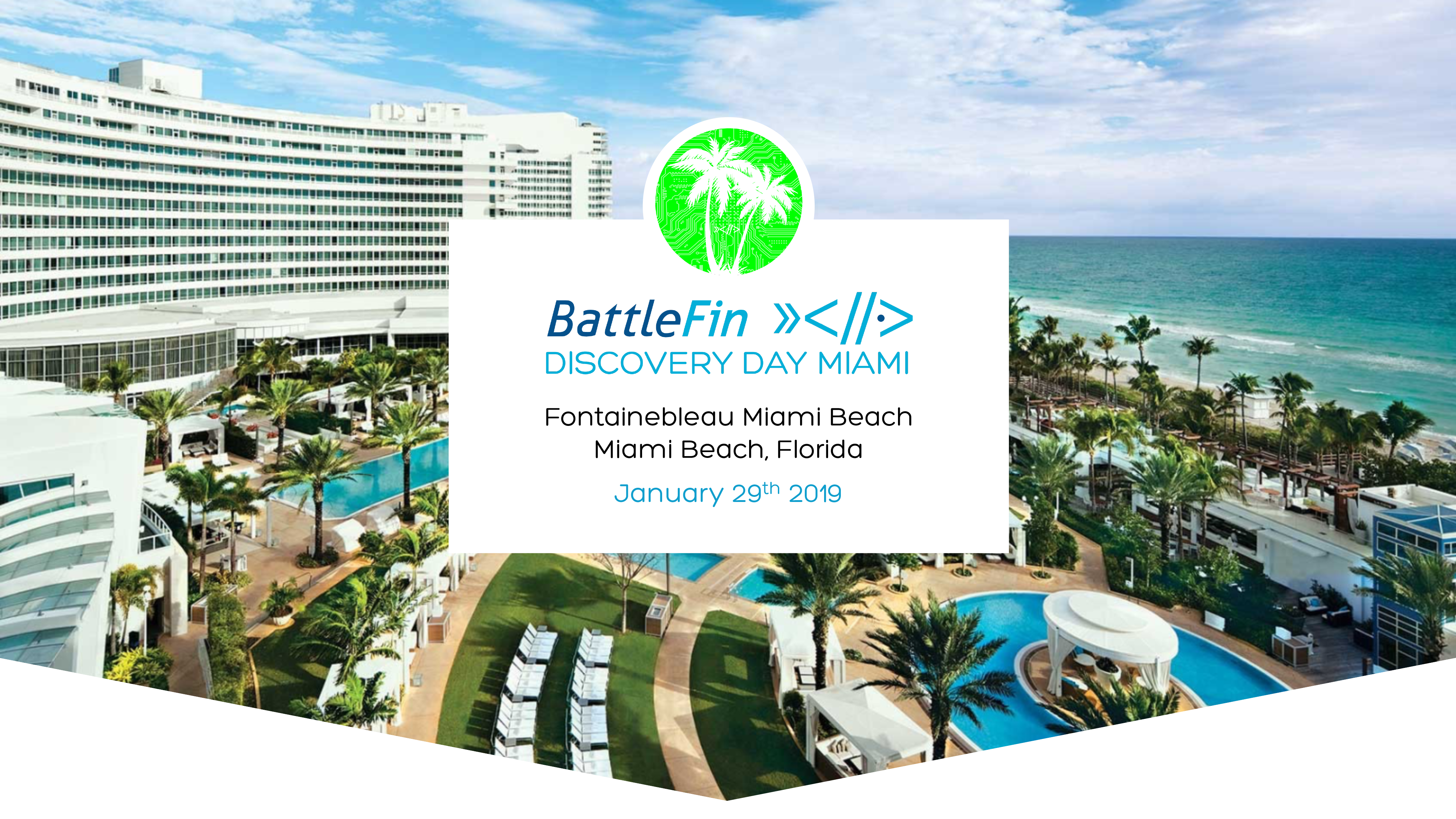 BattleFin Miami 2019
