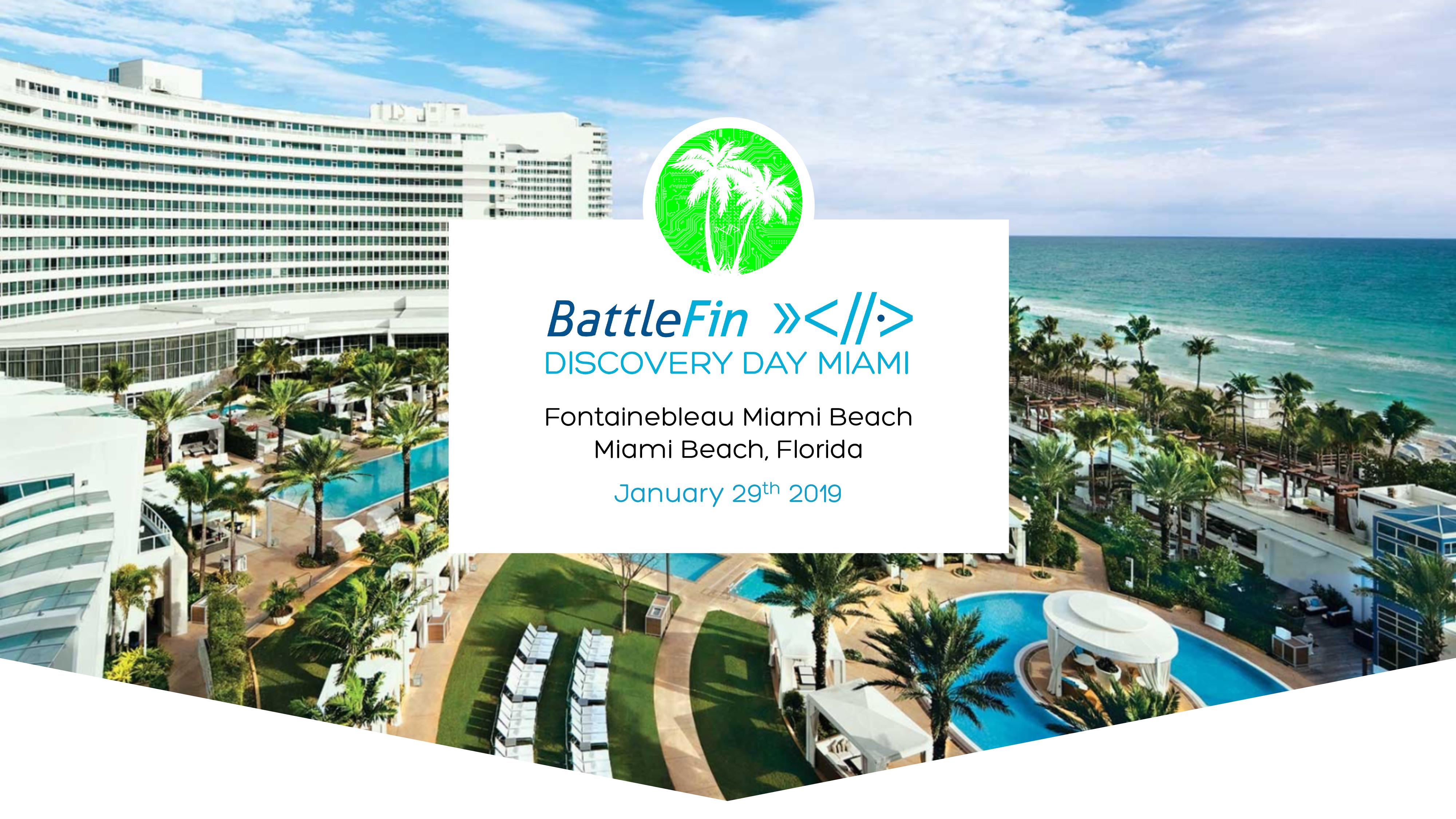 Battlefin Miami 2018