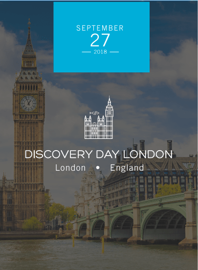 discovery day london